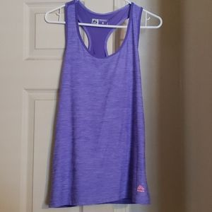 Purple RBX workout top